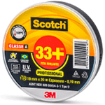 FITA ISOLANTE SCOTCH 33+ 20m - 3M