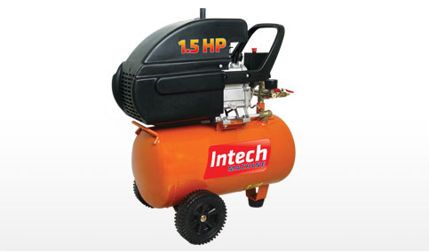 COMPRESSOR INTECH 1.5HP 20L 220V